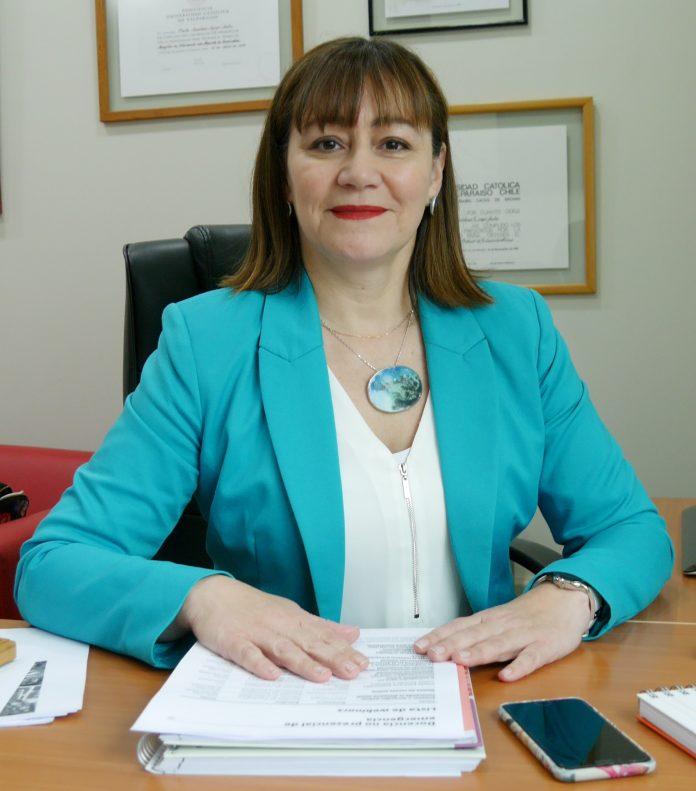 Paola Espejo Vicerrectoria UDLA Viña del Mar