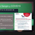 Donar sangre, una acción altruista en riesgo en medio de la pandemia