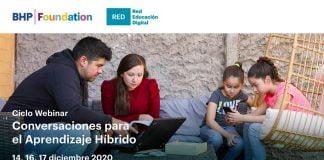 Ciclo de conversaciones para el aprendizaje híbrido