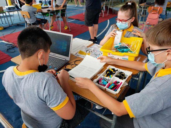 Good Neighbors y Lego Education lanzan taller piloto de robótica para niñas y niños de Pudahuel