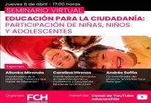 """Fundación Chile presenta nueva iniciativa """"Educación para la Ciudadanía"""" dirigida a las comunidades educativas"""