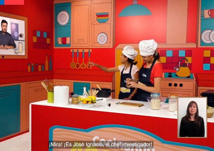 Nuevo programa de educación alimentaria de Elige Vivir Sano se suma a TV Educa Chile