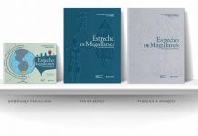 Lanzan cuadernillos educativos basados en el libro Estrecho de Magallanes: tres descubrimientos
