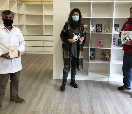Bibliotecas Rurales para Chile llega a Puerto Octay