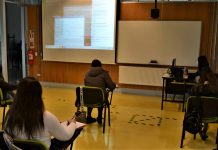 Instituto Profesional Virginio Gómez inició sus clases híbridas