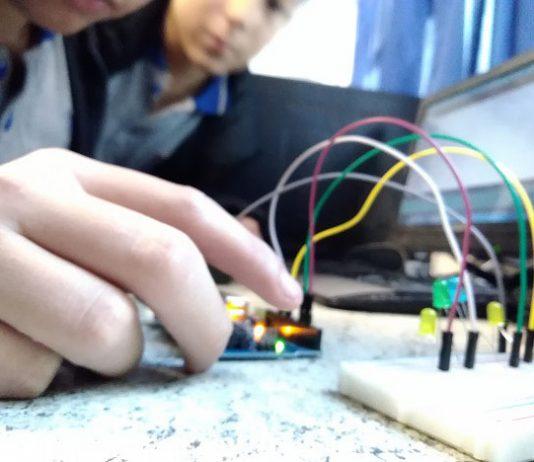La robótica conquista escuelas de Coronel