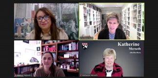 Mujeres líderes en Educación abordan las estrategias que vienen