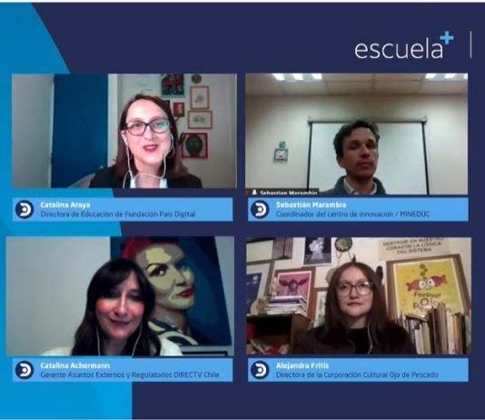 Escuela+ celebra el cierre del primer taller dictado a docentes sobre la importancia del material audiovisual como herramienta educativa