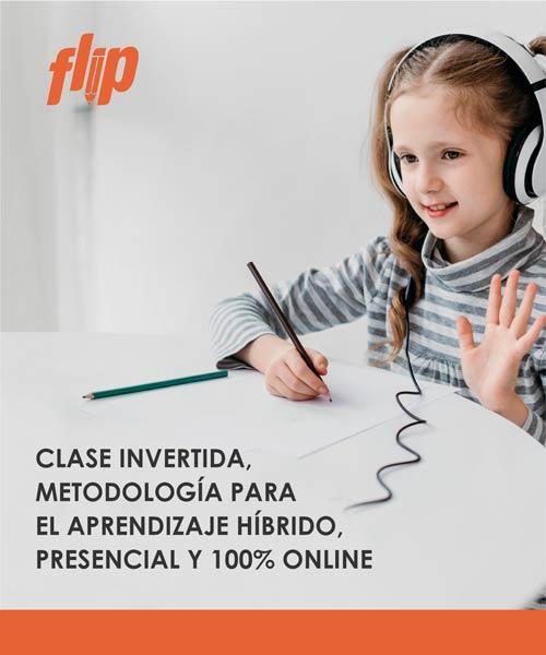 desarrollo docente colegios transformación digital Flip