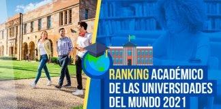 Las 100 mejores universidades del mundo, según el ranking de Shanghai Las universidades chilenas quedan excluidas y entran desde el N°400