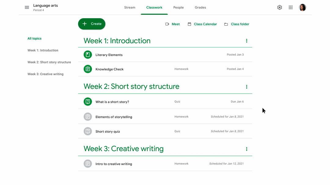 Classroom - Herramientas digitales más usadas para la evaluación de aprendizajes