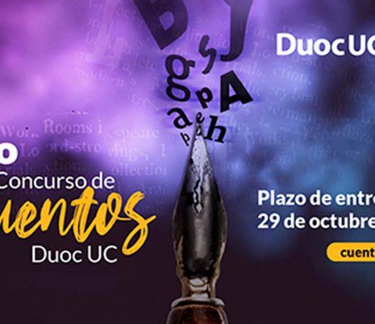 Duoc UC da inicio al 25° Concurso de Cuentos