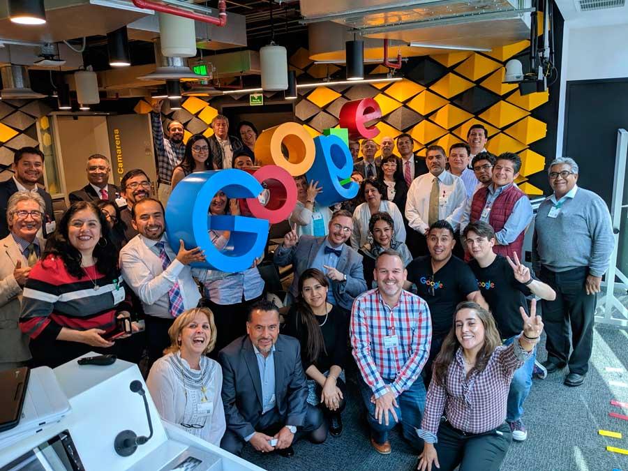 Edvolution - Partner de Transformación Digital de Google for Education
