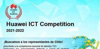 """¡Atención si eres amante de las TIC! Inscríbete en la """"Huawei ICT Competition Chile 2021-2022"""" y gana increíbles premios"""