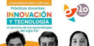 Educarchile celebra 20 años de vida aportando a la innovación educativa visibilizando la labor docente en conversatorio virtual