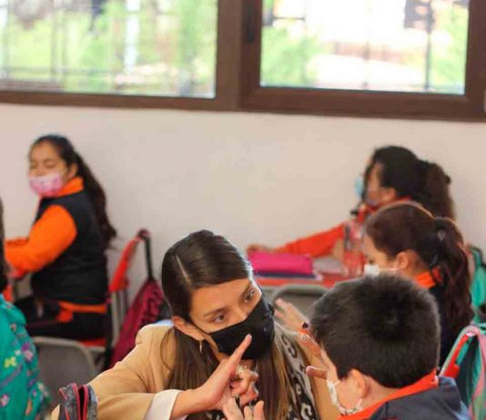 EncuestaEnseña Chile:Estudiantes buscandocentes quedesafíen, escuchenygenerenvínculo