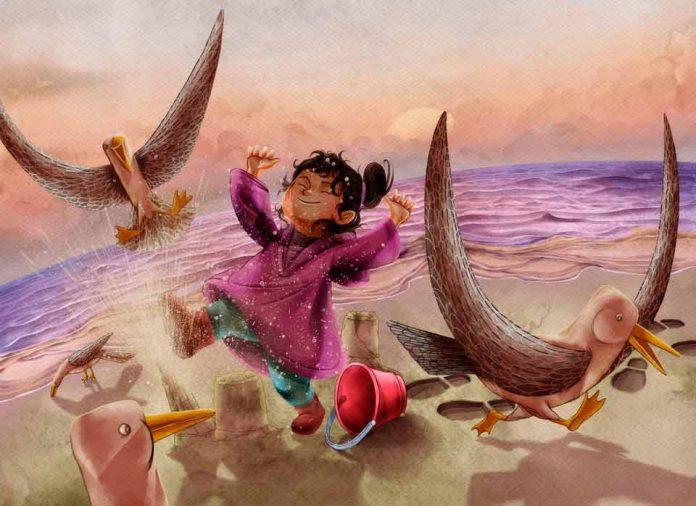 Relato sobre perspectiva infantil de la cuarentena obtiene el primer lugar de concurso de cuentos de la JUNJI