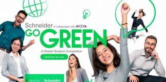 Schneider Electric abre convocatoria a Go Green 2022, el concurso para estudiantes que comparten su pasión por las ideas audaces y sostenibles
