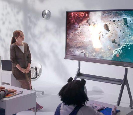 ViewSonic presenta soluciones tecnológicas para la educación híbrida en CAEI 2021